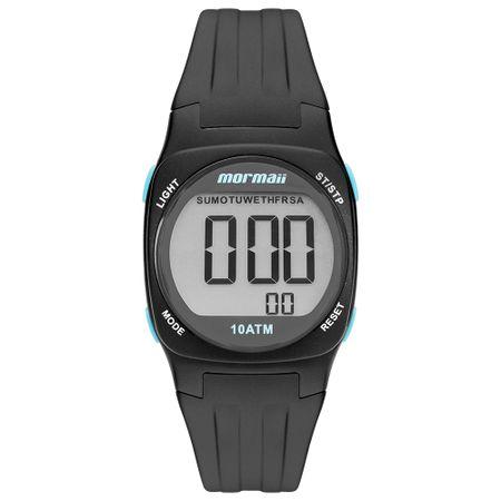 Relógio Mormaii Infantil Nxt Preto MOKG00/8A