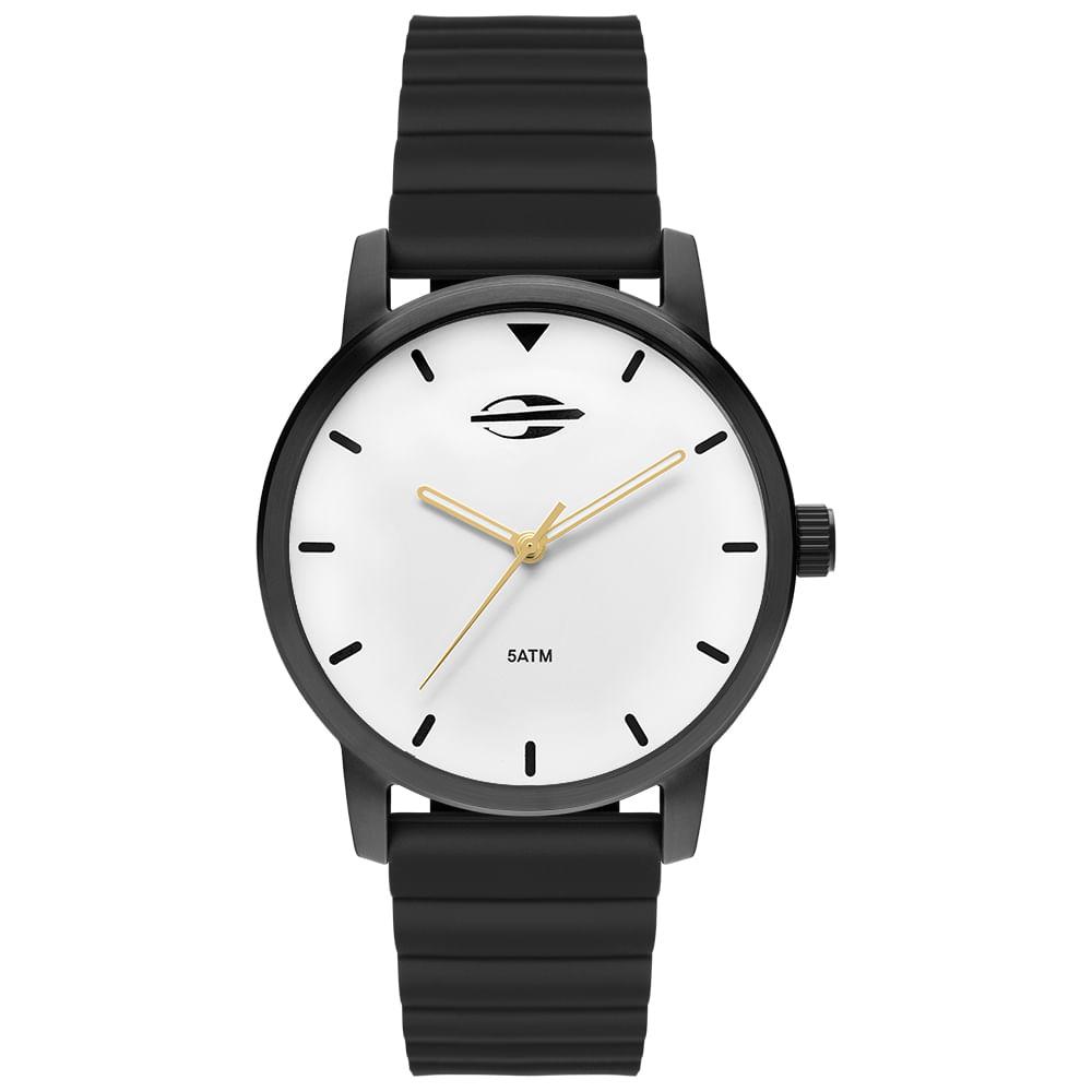 757f215e57864 Relógio Mormaii Feminino Interestelar Preto MO2035JP 8P - timecenter