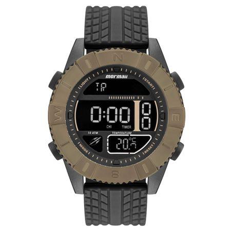 Relógio Mormaii Masculino Acquaforce Marrom MO5334AD/8P