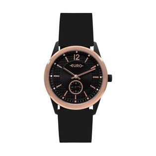 12c8d19ad20 EU1L45AB8P 1 Ver mais. EU1L45AB 8P Relógio Euro Feminino Multi Basic ...
