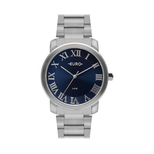 Relógio Euro Feminino Roman Basic Prata EU2036YNN 3A - timecenter f837cb6468