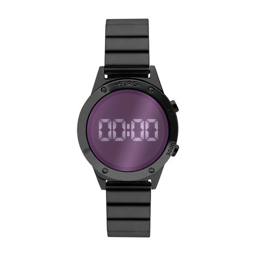 Relógio Euro Feminino Fashion Fit Reflexos Preto EUJHS31BAD 4G 303099036d