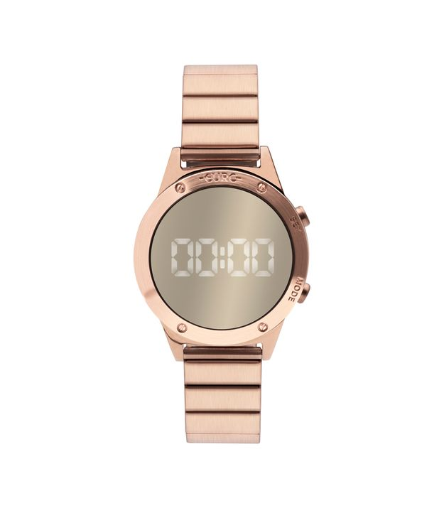 Relógio Euro Feminino Fashion Fit Reflexos Rosé EUJHS31BAC 4D 75ccc00743
