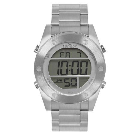 Relógio Condor Masculino Digital Prata COBJ3463AD/3K