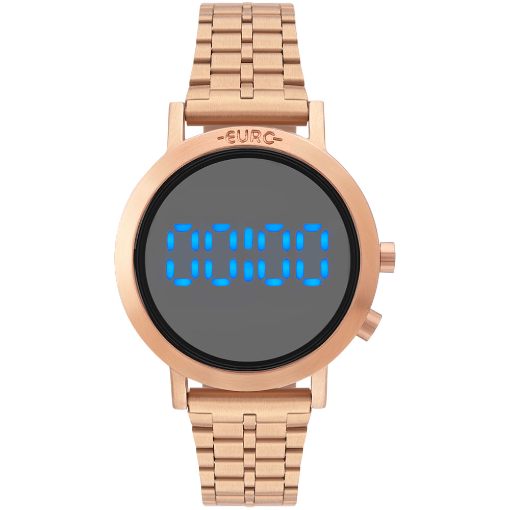 c83b32d0b4b Relógio Euro Feminino Fashion Fit Rosé - EUBJ3407AC T4C - timecenter