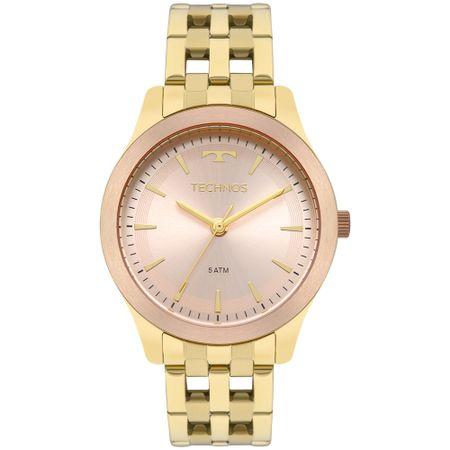 Relógio Technos Feminino Dress Bicolor 2035MPM/5T