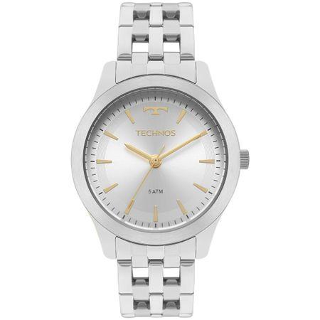 Relógio Technos Feminino Dress Prata 2035MPN/1K
