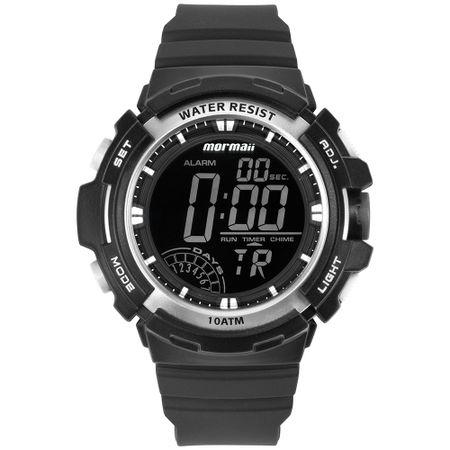 Relógio Mormaii Masculino Wave Preto MO8902AB/8C