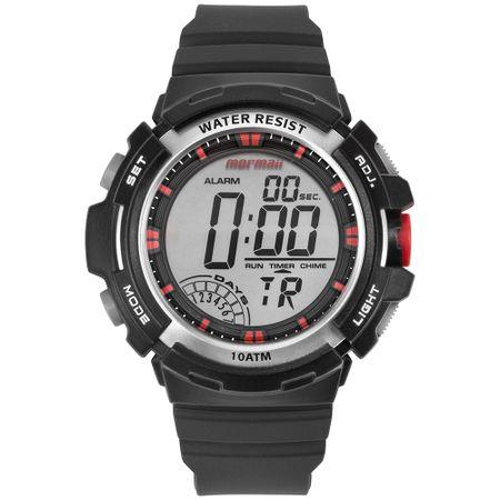 Relógio Mormaii Masculino Wave Preto MO8902AC/8L