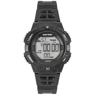 MO9100AA8V Ver mais. MO9100AA 8V Relógio Mormaii Masculino Wave Preto ... d5bde9f13a