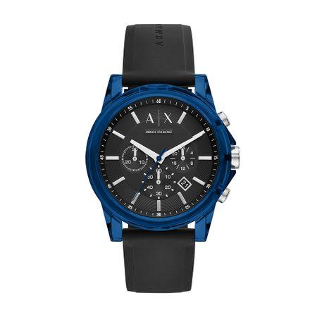 Relógio Armani Exchange Masculino Outerbanks Preto AX1339/8PN