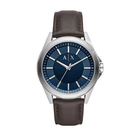 Relógio Armani Exchange Masculino Drexler Prata AX2622/0MN