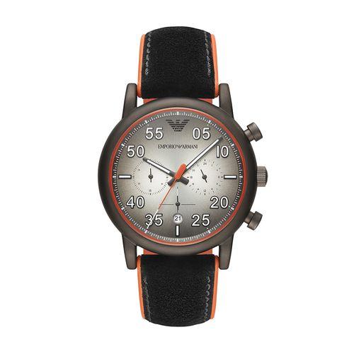 3a93961319008 Relógio Emporio Armani Masculino Luigi Preto AR11174 0PN - timecenter