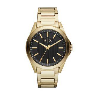 023558d0b0c15 Relógio Armani Exchange Masculino Drexler Dourado AX2619 1DN
