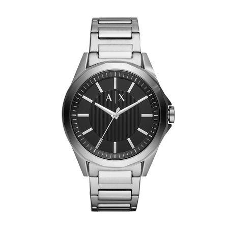 Relógio Armani Exchange Masculino Drexler Prata AX2618/1KN