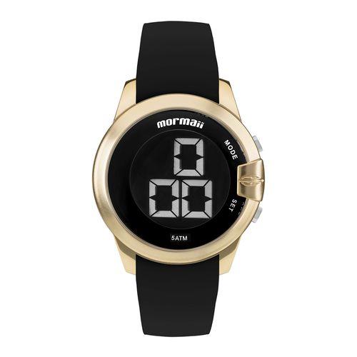 Relógio Mormaii Feminino Interestelar Dourado MOBJT007 8D - timecenter 66729681e6