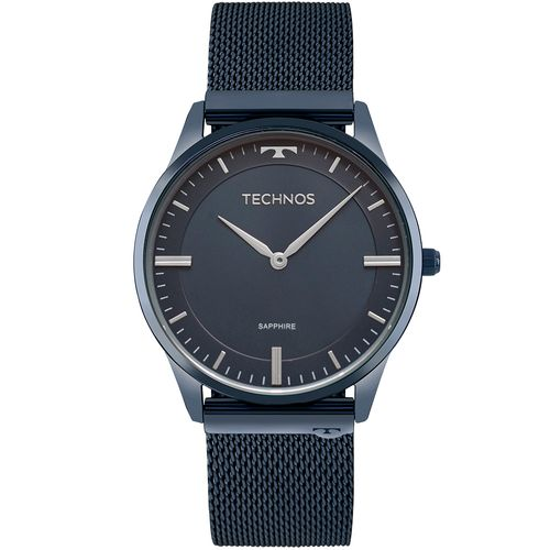 Relogio-Technos-Unissex-Slim-Azul---9T22AN-4A