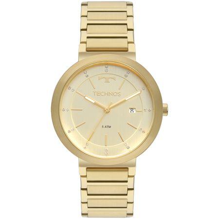 Relógio Technos Trend Feminino Dourado 2115KTJ/4X