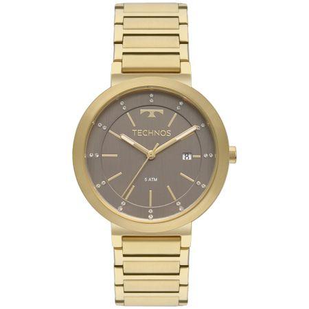 Relógio Technos Trend Feminino Dourado 2115KTL/4M