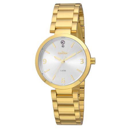 Relógio Condor Bracelete Feminino Dourado COAL2036FIE/K4K