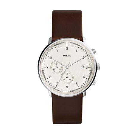 Relógio Fossil Chase Masculino Prata FS5488/0KN
