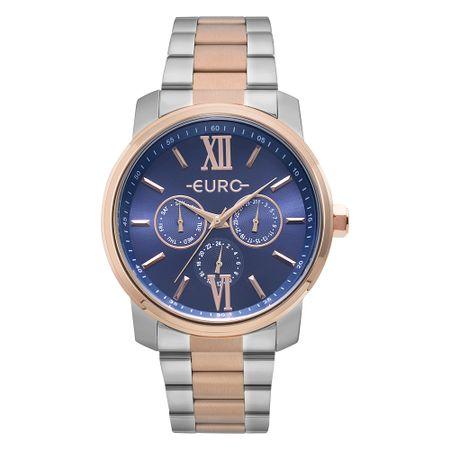 Relógio Euro Multi Glow Feminino Bicolor EU6P29AKETD/5A