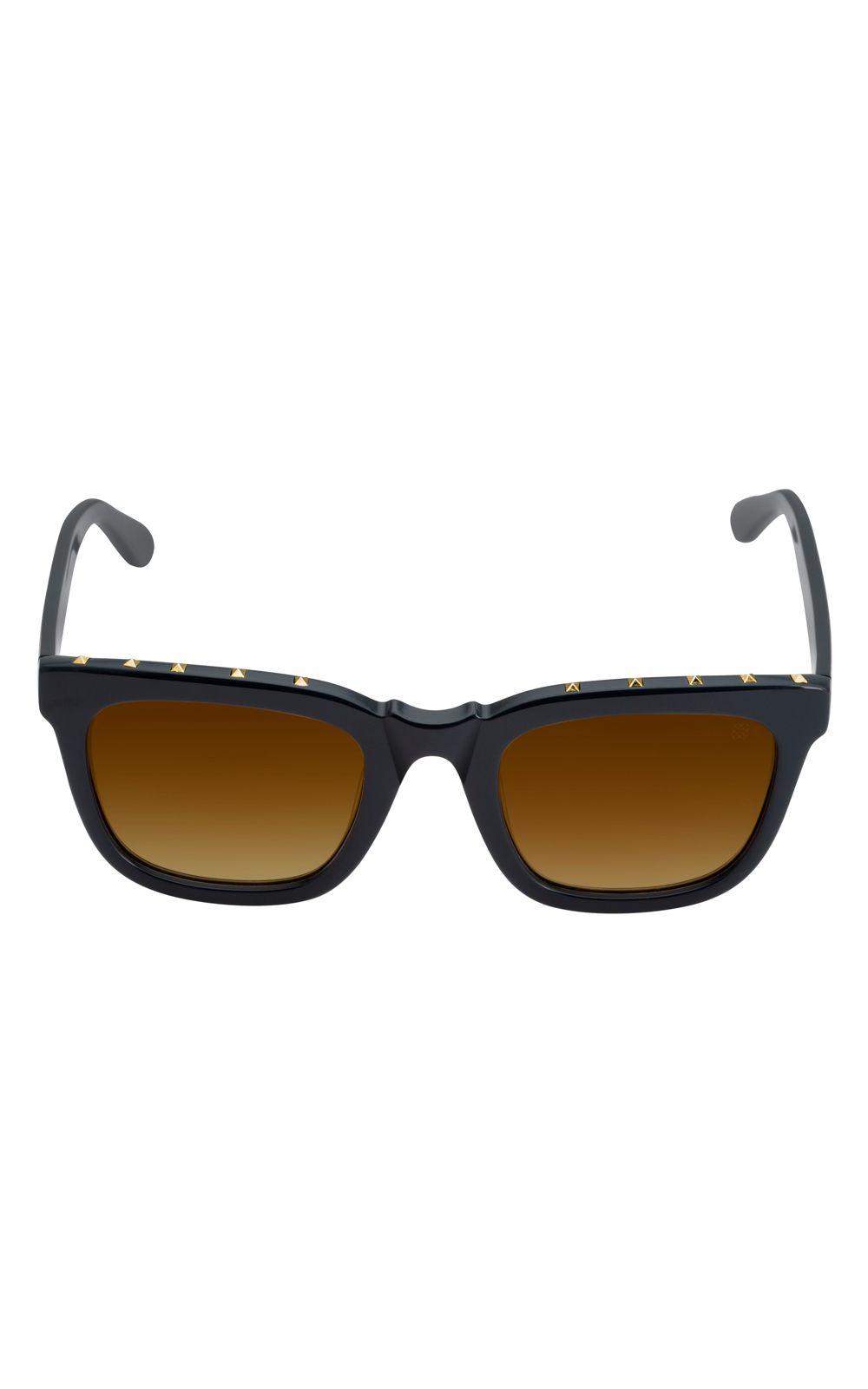 Foto 1 - Óculos Euro Spike Glam Feminino Azul E0034K1541/8D
