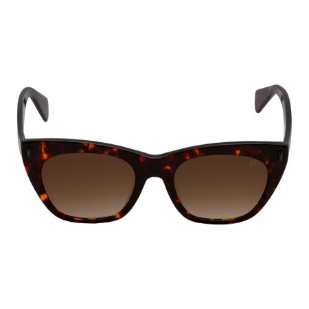 Óculos Euro Power Shape Feminino Tartaruga E0036F2134/8M