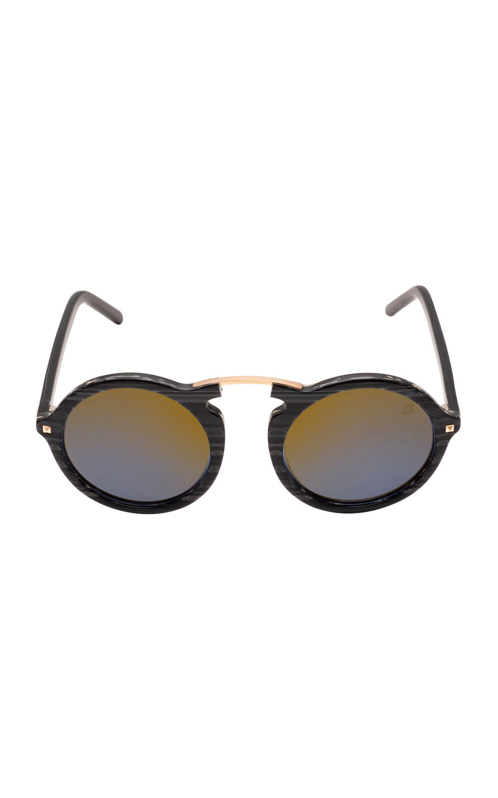 40ea3dff87ea6 Óculos Euro Casual Vintage Feminino Preto E0033AGB89 8A