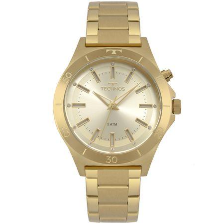 Relógio Technos Feminino Trend Dourado Y121E3AA/4X