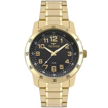 Relógio Technos Racer Masculino Dourado 2035MNX/4P