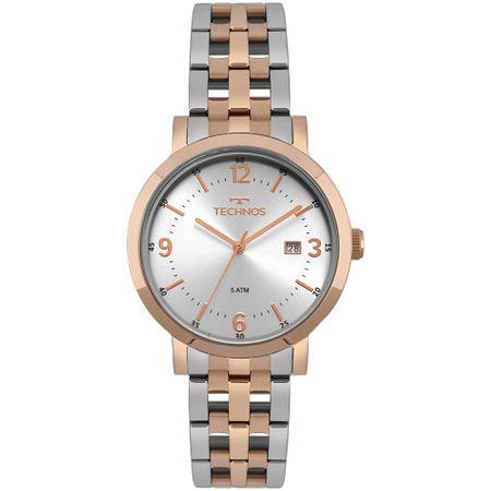 Relógio Technos Dress Feminino Rosé 2115MPE/5K