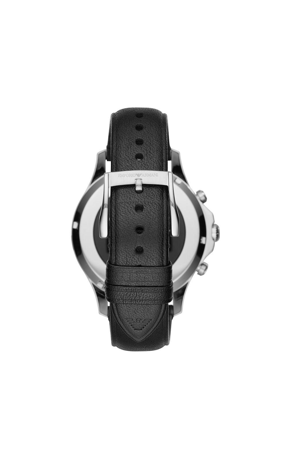 Foto 4 - Smartwatch Emporio Armani Masculino Prata - ART5003/0PI