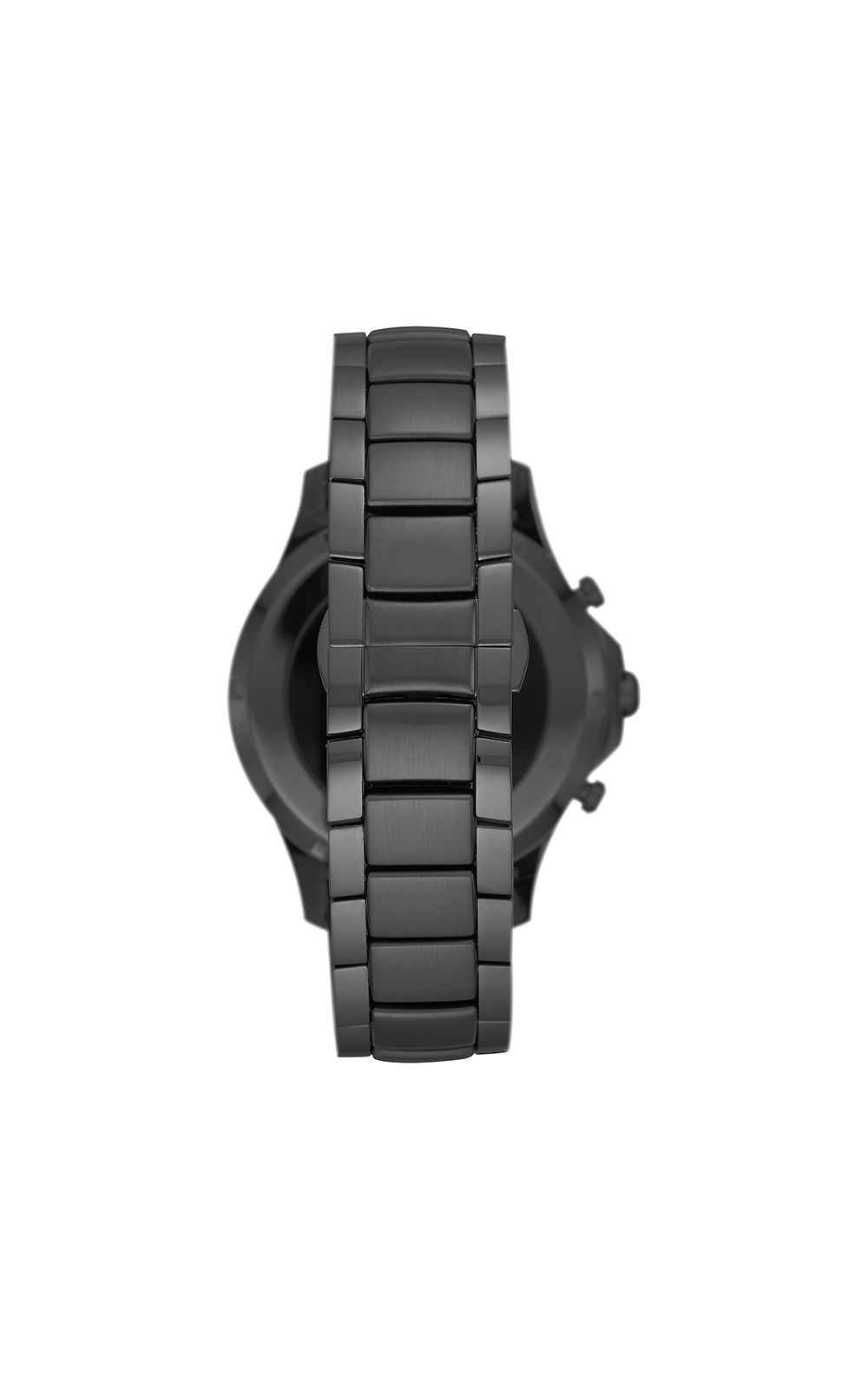 Foto 4 - Smartwatch Emporio Armani Masculino Grafite - ART5005/1FI