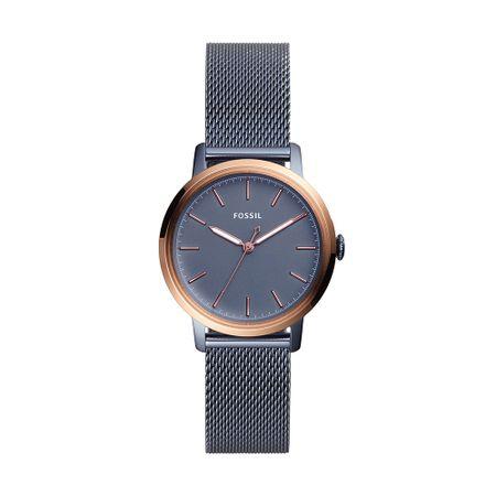 Relógio Fossil Feminino Neely Azul - ES4312/1AI