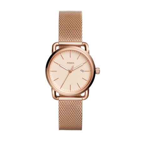 Relógio Fossil Feminino Fossil Rosé - ES4333/1JI