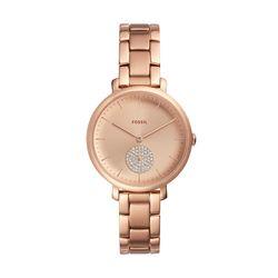 8c0a48c080c Relógio Fossil Feminino Jacqueline Rosé - ES4438 1JN