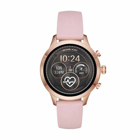 Smartwatch Michael Kors Feminino Runway Rosé - MKT5048/0TI