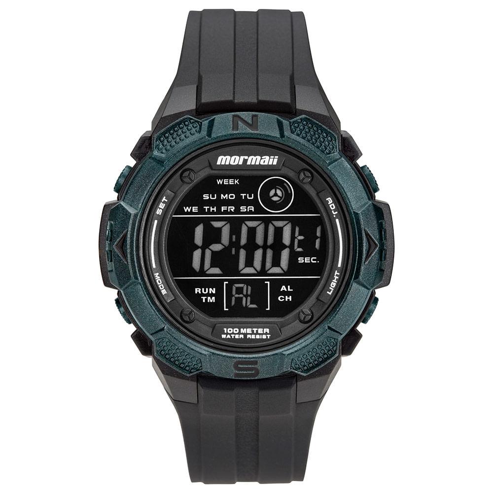 c390521bbbf Relógio Mormaii Masculino Wave - MO2908AA 8V - timecenter