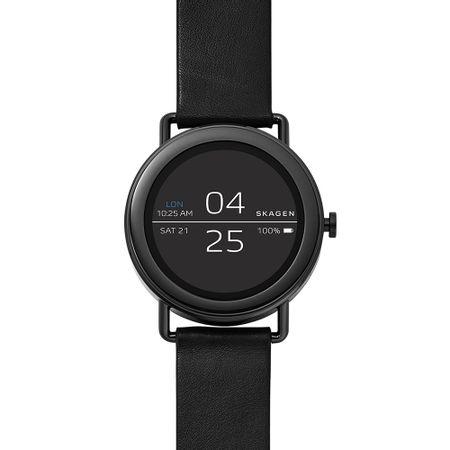 Smartwatch Skagen Unissex Falster Preto - SKT5001/0PI