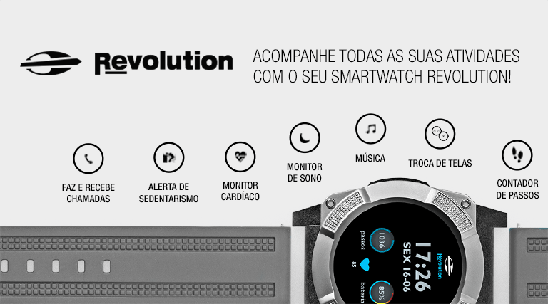 Banner smartwatch mobile