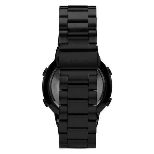 984d67c3ea9 Relógio Euro Feminino Fashion Fit EUBJ3279AB 4P - Preto - euro