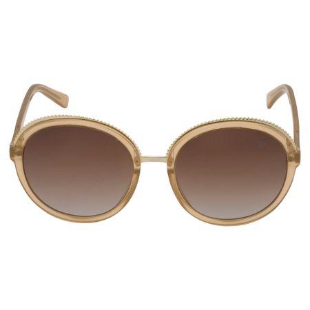 Óculos Euro Texture Retrô Nude E0032B6148/8M