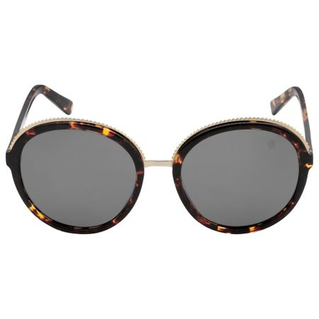Óculos Euro Texture Retrô Tartaruga E0032F2103/8C