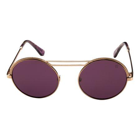 Óculos Euro Retrô Glam Rosé E0042E1014/4G