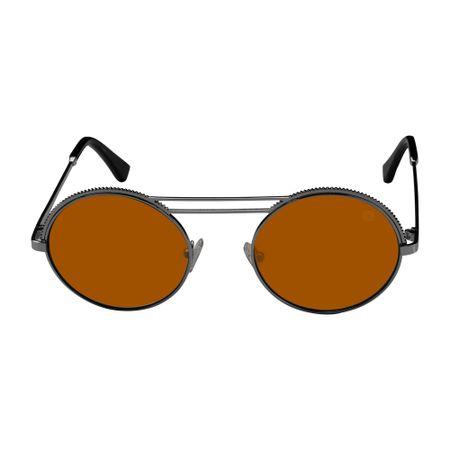 Óculos Euro Retrô Glam Grafite E0042D0261/4L