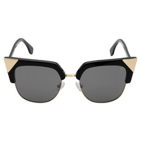 Óculos Euro Shine Cat Preto E0029A0203/8C