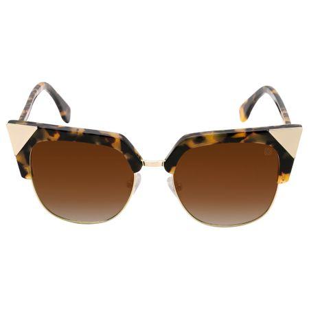 Óculos Euro Shine Cat Tartaruga E0029F2136/8M