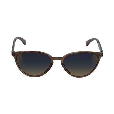 Óculos Euro Geometric Trendy Marrom E0040J0827/8M