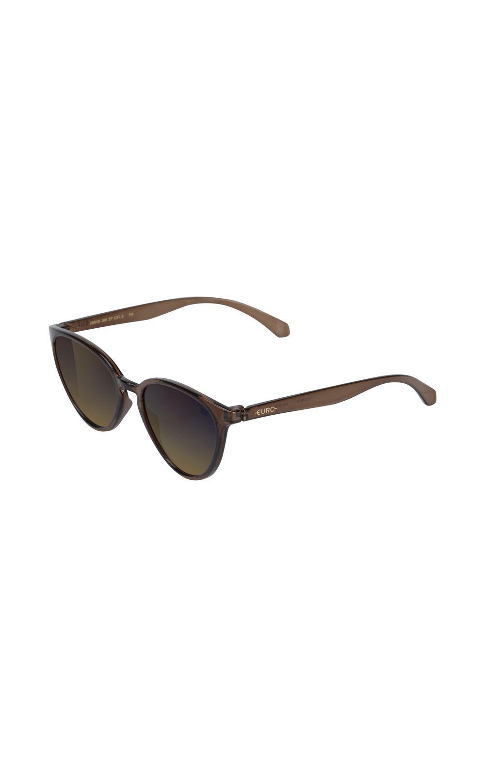 Foto 2 - Óculos Euro Geometric Trendy Marrom E0040J0827/8M